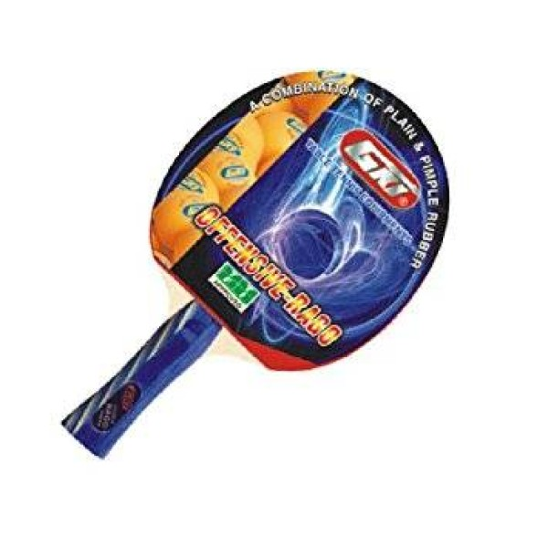 GKI Offensive Rago Table Tennis Racquet