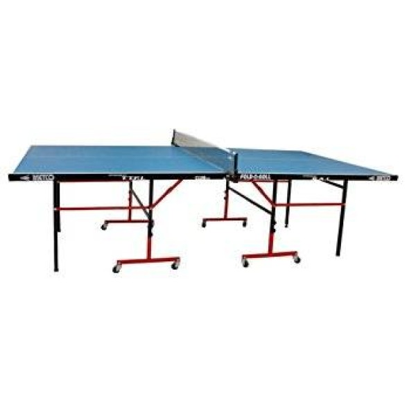 Metco Club DX Table Tennis Table Blue