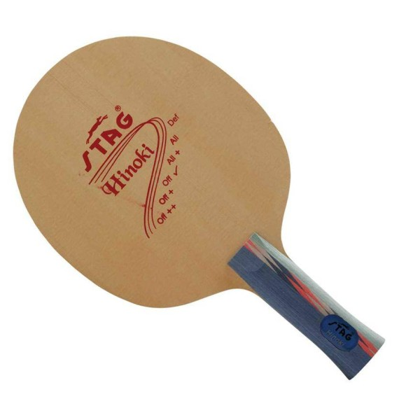 Stag Hinoki Table Tennis Blade