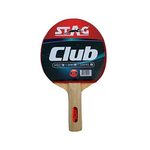 Stag Club Table Tennis Racquet