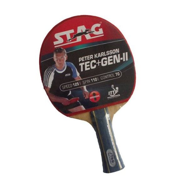 Stag Peter Karlsson Gen II Table Tennis Racket
