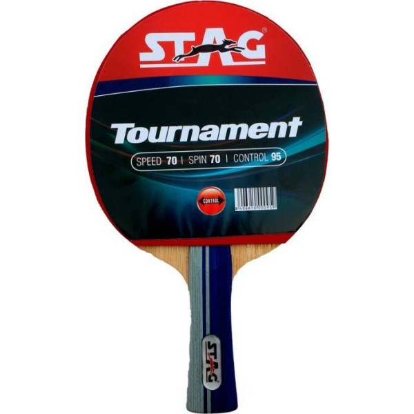 Stag Tournament Table Tennis Racquet