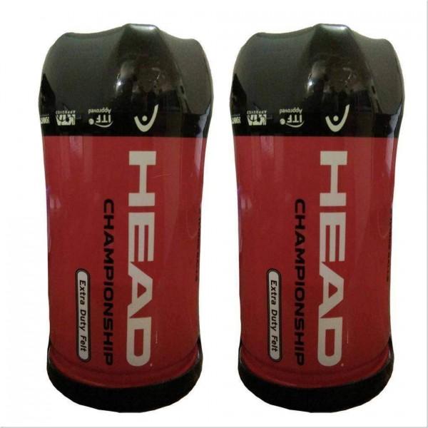 Head Championship Tennis Ball 2 Cans