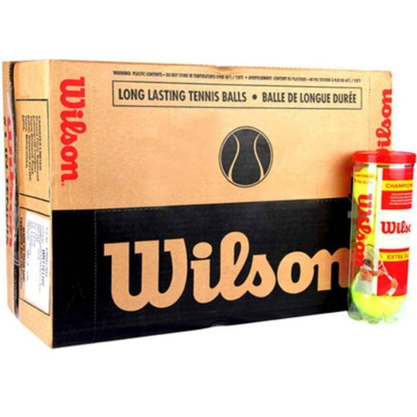 Wilson Championship Tennis Ball 24 Cans