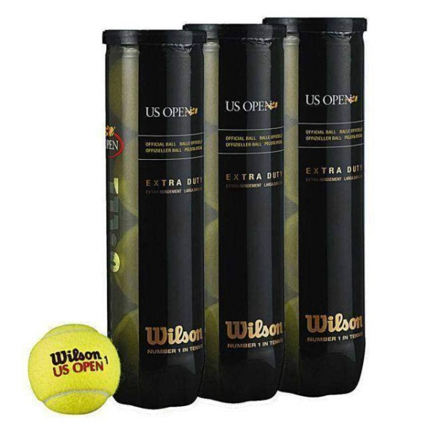 Wilson US Open Tennis Ball 3 Cans