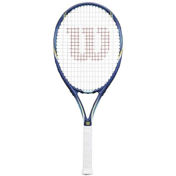 Wilson Aggressor Control 105 Tennis Rack...