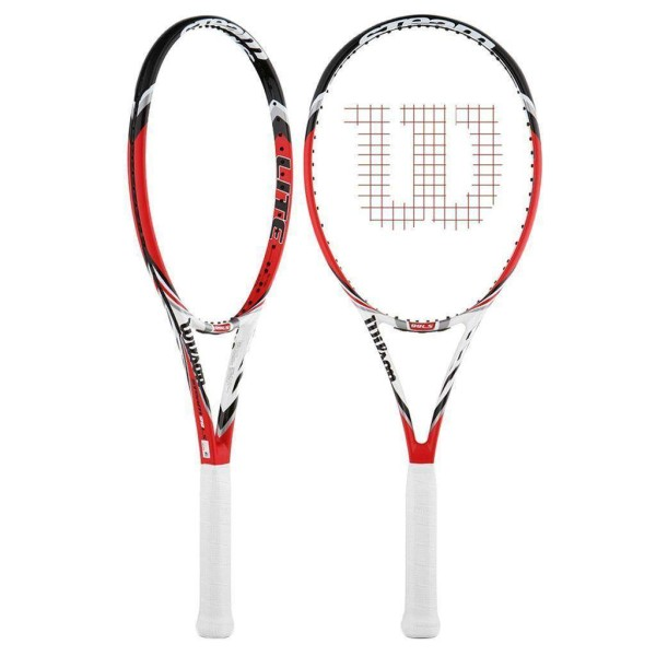 Wilson Steam 99LS Tennis Racket Without ...