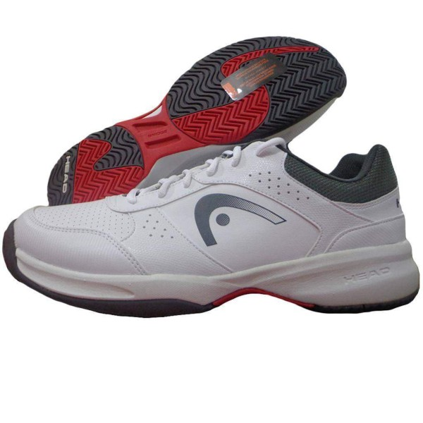 HEAD Lazor Tennis Shoe Black and White